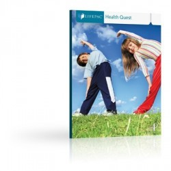 LIFEPAC Health Quest - Pack of 5 Worktexts Only  - Product Image