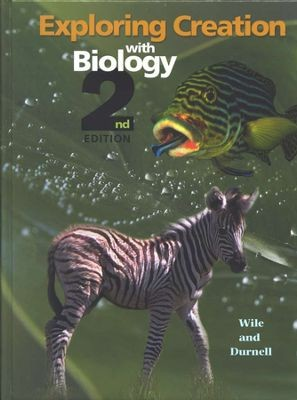 Exploring Creation with Biology - 2nd Edition, Textbook (Slightly Imperfect) - Product Image