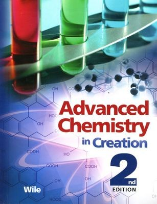 Advanced Chemistry in Creation 2nd Edition Student Text - Product Image