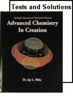 Apologia Advanced Chemistry in Creation 2-Book Set - Product Image