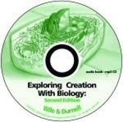 Apologia Biology Audio CD - Product Image