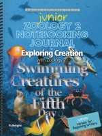 Apologia Elementary: Exploring Creation with Zoology 2 Junior Notebooking Journal - Product Image
