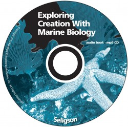 Apologia Exploring Creation with Marine Biology Audio CD - Product Image