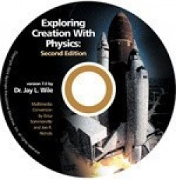 Apologia Physics Full-Course CD-ROM - Product Image