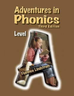 Christian Liberty Press Adventures in Phonics Level A - Product Image