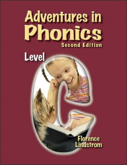 Christian Liberty Press Adventures in Phonics Level C, Second Edition - Product Image