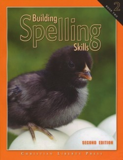 Christian Liberty Press Building Spelling Skills Book 2 - Product Image