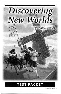 Christian Liberty Press Discovering New Worlds Tests - Product Image