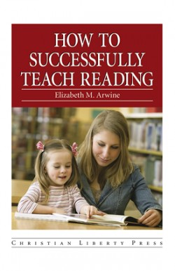 Christian Liberty Press How to Successfully Teach Reading - Product Image
