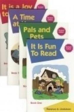 Christian Liberty Press Kindergarten Phonics Readers - Product Image