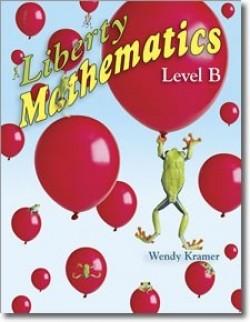 Christian Liberty Press Liberty Math Level B Workbook - Product Image