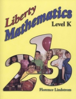 Christian Liberty Press Liberty Math Level K - Product Image