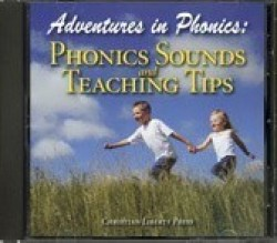 Christian Liberty Press Phonics Sounds CD - Product Image
