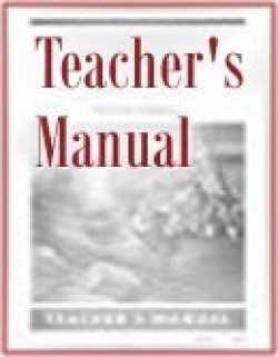 Christian Liberty Press Studying God's Word Book E Teacher's Manual - Product Image