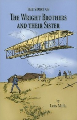 Christian Liberty Press The Story of the Wright Brothers and Their Sister - Product Image