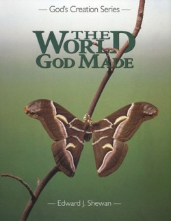 Christian Liberty Press The World God Made Teacher's Manual - Product Image