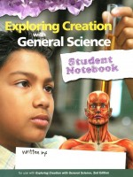 Exploring Creation with General Science - Second Edition, Student Notebook - Product Image