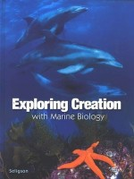 Exploring Creation with Marine Biology, Student Textbook - Product Image