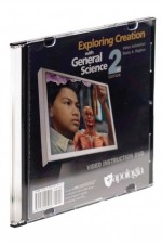 General Science Video Instruction DVD - Product Image