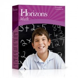 Horizons 1st Grade Math Set - Product Image