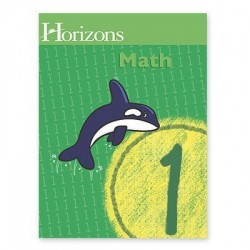 Horizons 1st Grade Math Student Book 2 - Product Image