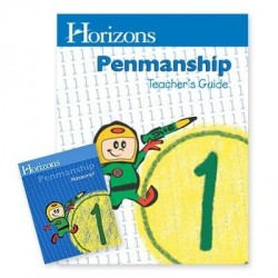 Horizons 1st Grade Penmanship Set - Product Image