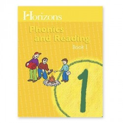 Horizons 1st Grade Phonics & Reading Student Book 1 - Product Image