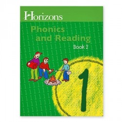 Horizons 1st Grade Phonics & Reading Student Book 2 - Product Image