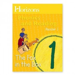 Horizons 1st Grade Phonics & Reading Reader 1: The Fox in the Box - Product Image