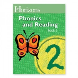 Horizons 2nd Grade Phonics & Reading Student Book 1 - Product Image
