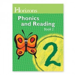 Horizons 2nd Grade Phonics & Reading Student Book 2 - Product Image