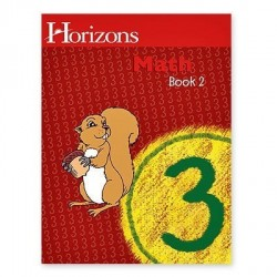 Horizons 3rd Grade Math Student Book 2 - Product Image