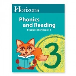 Horizons 3rd Grade Phonics & Reading Student Book 1 - Product Image