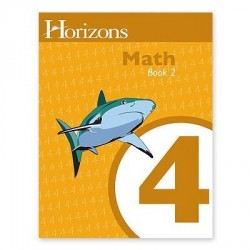 Horizons 4th Grade Math Student Book 2 - Product Image