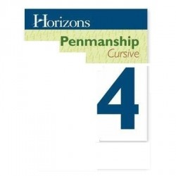 Horizons 4th Grade Penmanship Teacher's Guide - Product Image