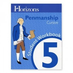 Horizons 5th Grade Penmanship Student Book - Product Image