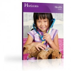 Horizons Health 1st Grade Student Workbook - Product Image