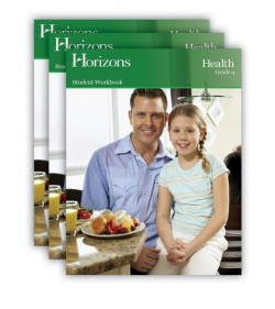 Horizons Health 4th Grade Set - Product Image