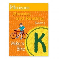 Horizons Kindergarten Phonics & Reading Reader 2: Mike's Bike - Product Image