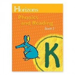 Horizons Kindergarten Phonics & Reading Student Book 2 - Product Image