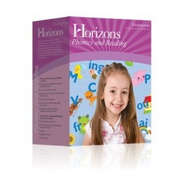 Horizons Kindergarten Phonics & Reading Set - Product Image