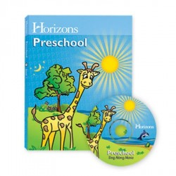 Horizons Preschool Curriculum Set - Product Image