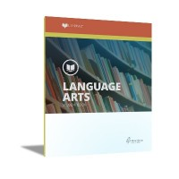 LIFEPAC 8th Grade Language Arts Teacher's Guide - Product Image