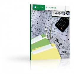 LIFEPAC Accounting Set - Product Image