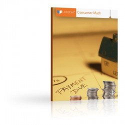 LIFEPAC Consumer Math Set - Product Image