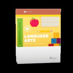 Lifepac 1st grade Language Arts - Product Image