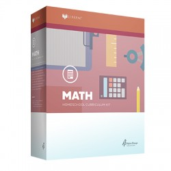 Lifepac 4th Grade Math - Product Image