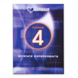 Lifepac 4th Grade Science Experiments DVD - Product Image