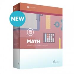 Lifepac 5th Grade Math - Product Image