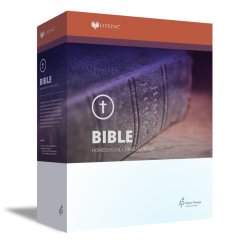 Lifepac 6th grade Bible - Product Image